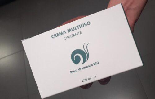 La boutique des Escargots - Crema corpo alla Bava di Lumaca photo review